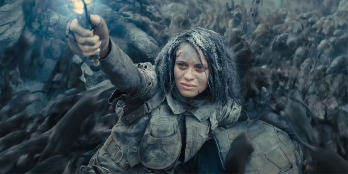 Ratcatcher (Daniela Melchior) faces the end of everything, but she won't do it alone (c) Warner Brothers Suicide Squad