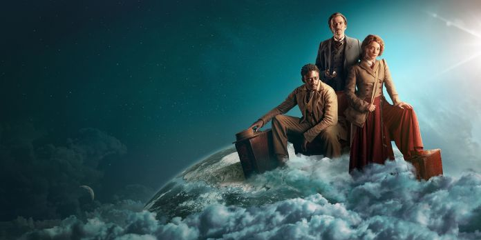David Tennant stars as Phineas Fogg in Around the World in 80 Days (c) BBC Studios