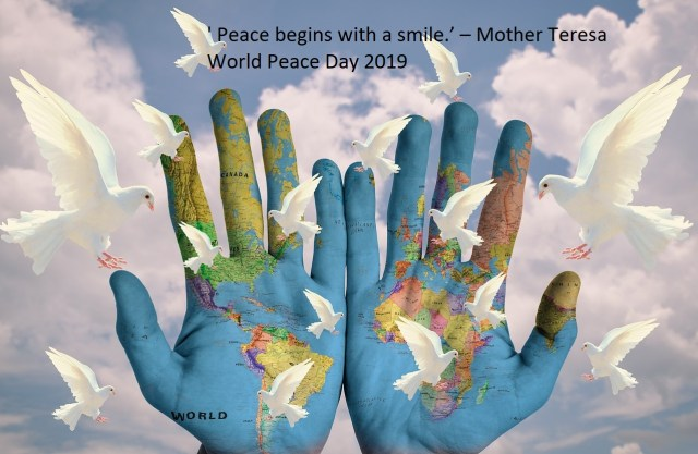 World Peace Day Wishes