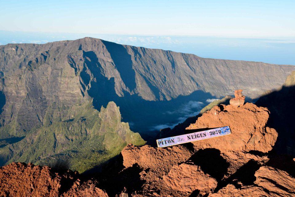 La Réunion - Piton des Neiges