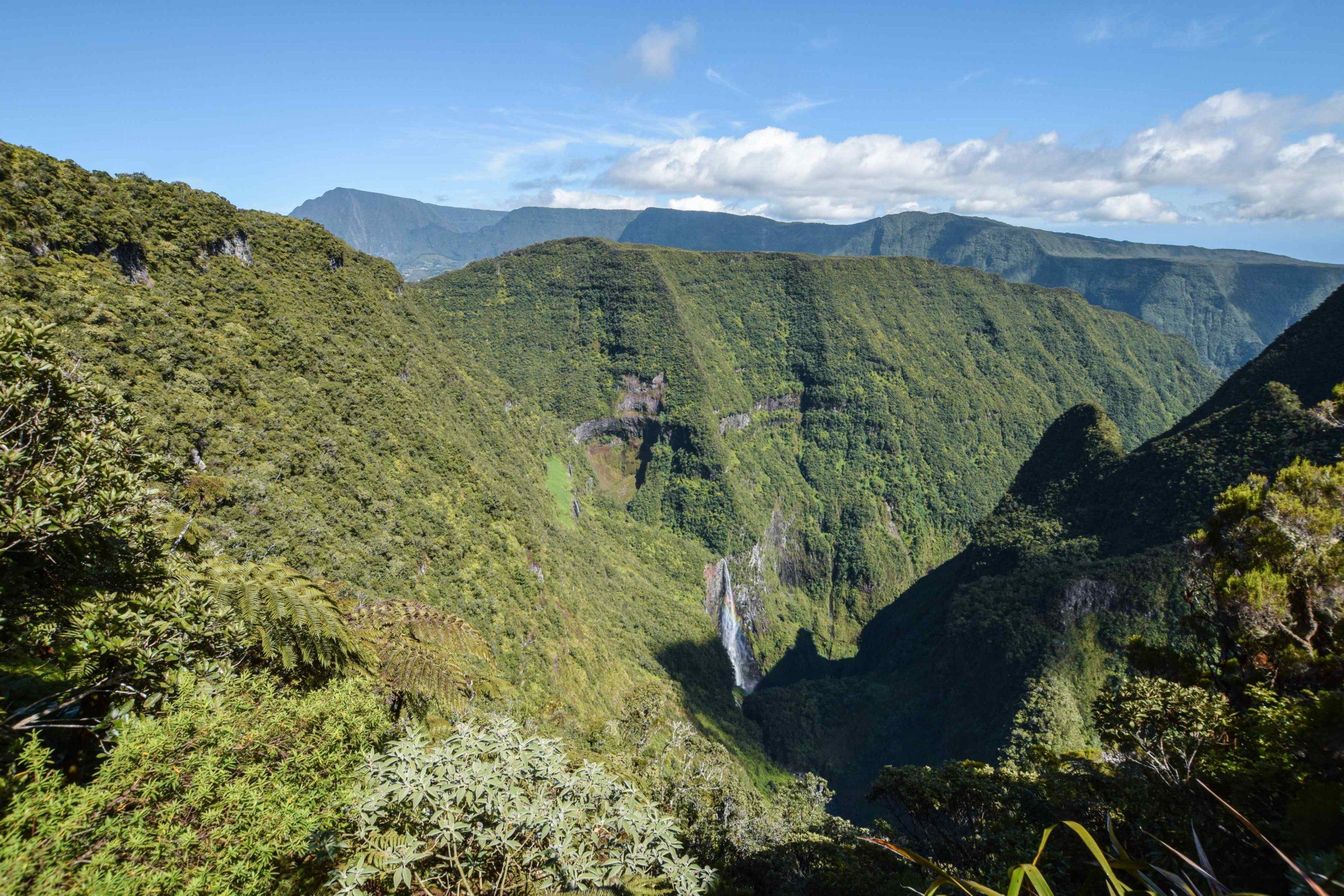 La Réunion - Le Trou de Fer