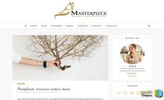 masterpiece blogger template