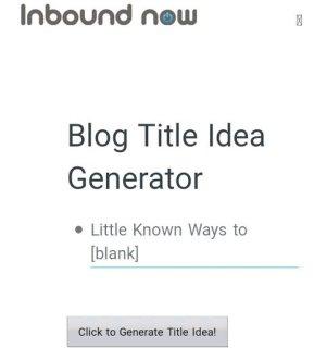 inboundnow title generator