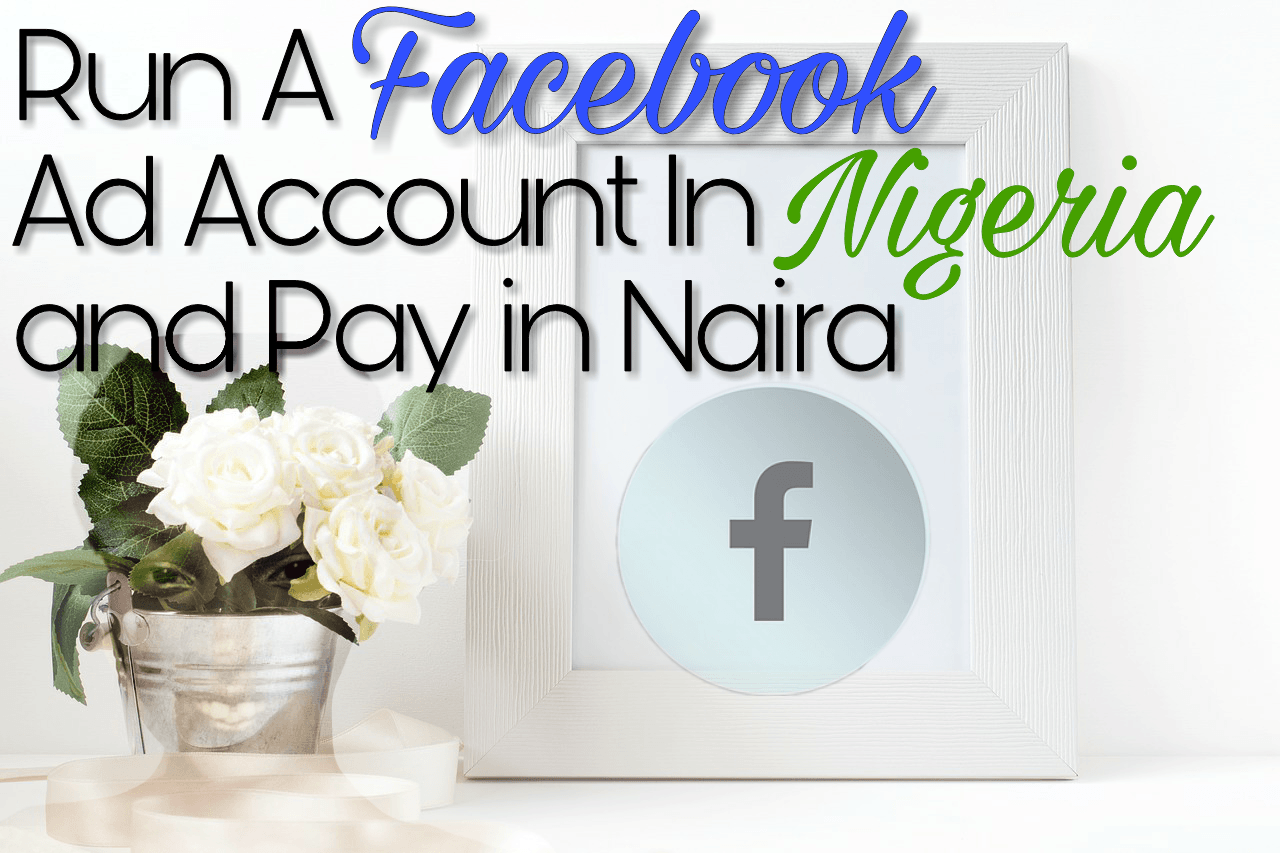 pay for Facebook Ad in naira