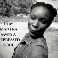 Blogger's Diary; How Mantra Helped Me Overcome Depression