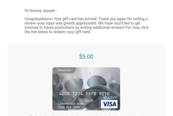 Capterra reviews payment proof