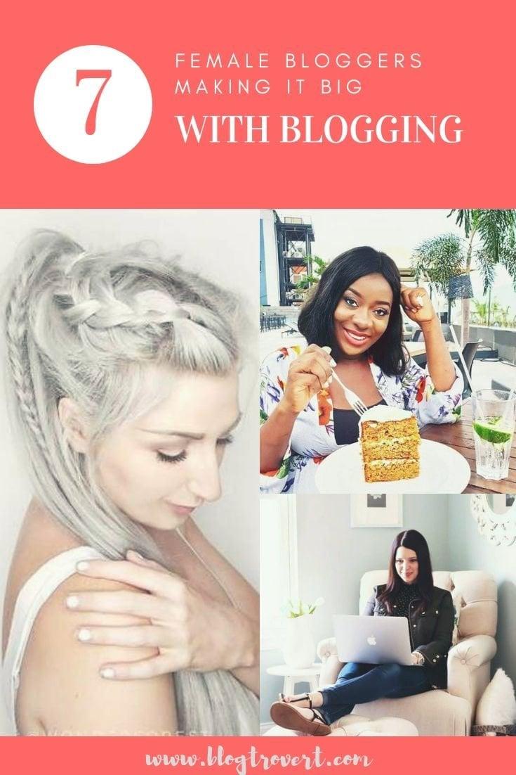 Female bloggers