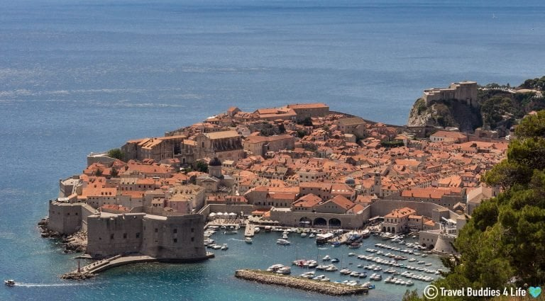 King's landing: Dubrovnik