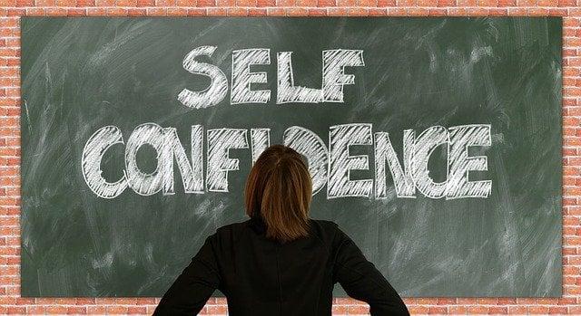 self-confidence photo
