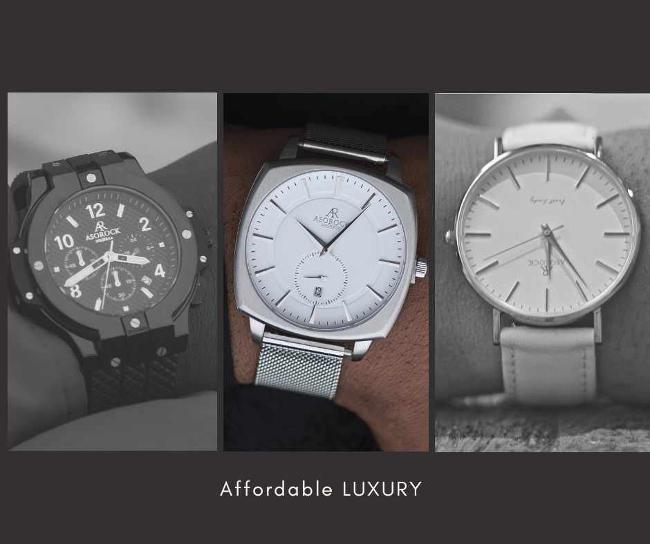 The Luxury Watch Brand Every African Should Know About 1