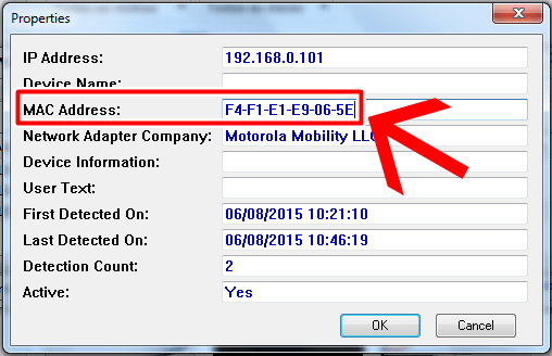 bloquear invasores no wi-fi