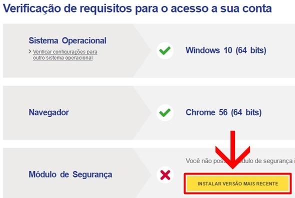 banco do brasil fatura