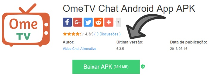 Como desbloquear OmeTV Chat Android