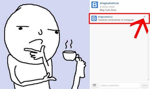 Como apagar comentarios no Instagram pelo PC e Celular