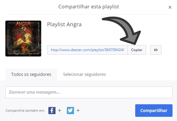 deezer copiar musicas pc 2018