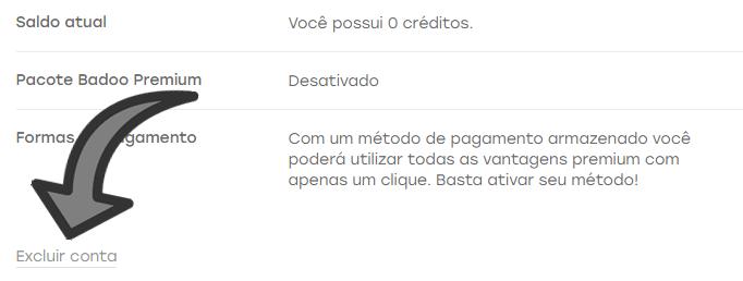 Como excluir conta do Badoo 2019