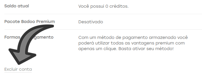 Como excluir conta do Badoo 2019