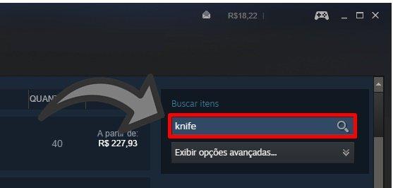 comprar facar CS GO mercado Steam 2018
