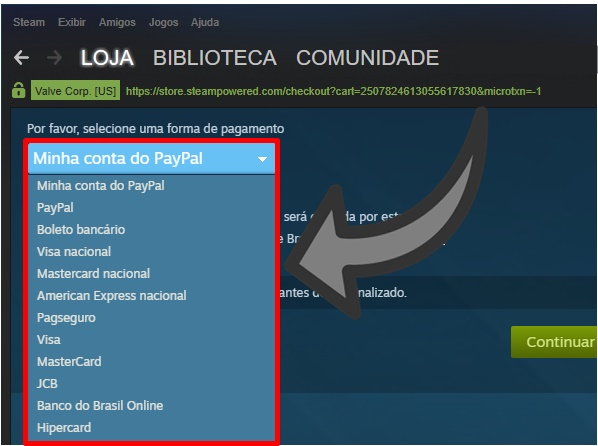 comprar skins cs go steam