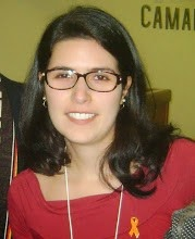 Bruna Rocha Silveira, do Blog 'Esclerose Múltipla e Eu'