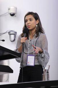 Gabriela Rocha, editora do Blog da Saúde. Foto: Alex Nunes
