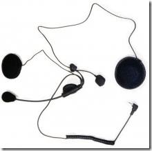 Kit audio motards GPS