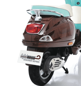 Vespa LX Limited Edition TRIBUTE VESPA