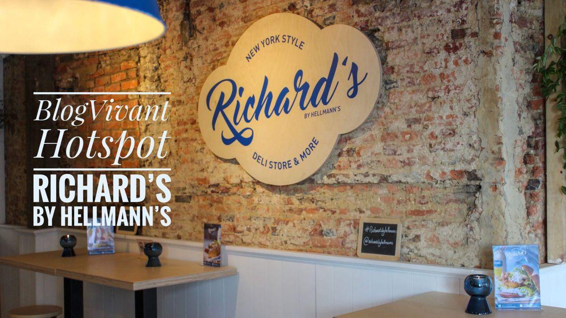 BlogVivant Hotspot: Richard's By Hellman's Antwerp