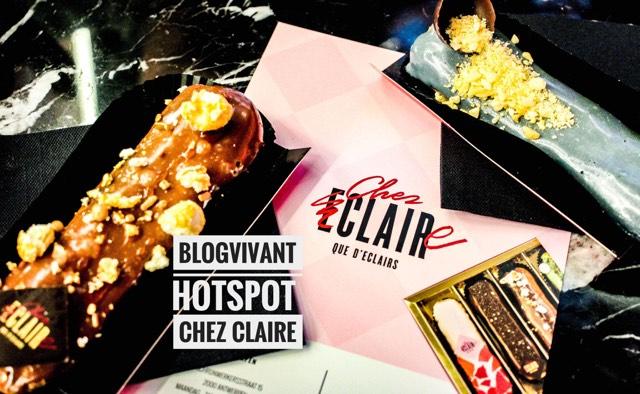 BlogVivant Hotspot: Chez Claire