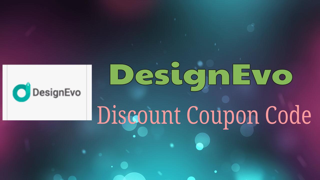 DesignEvo Discount Coupon Code