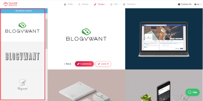 Create a Letter Logo