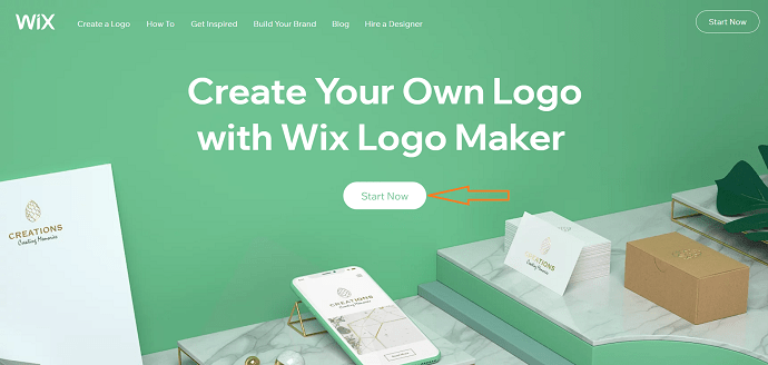 Creating a Wix account