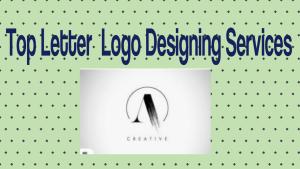 Letter Logo Designing Images