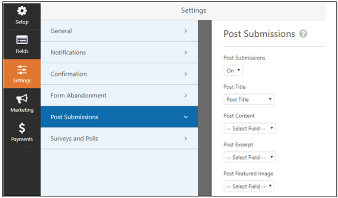 WPForms-Post-Submissions-Addon