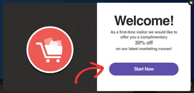 Start-Now-redirect-to-shopping-cart