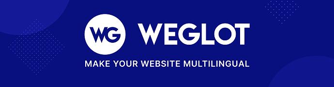 Weglot Banner