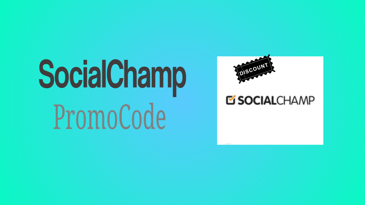 SocialChamp PromoCode