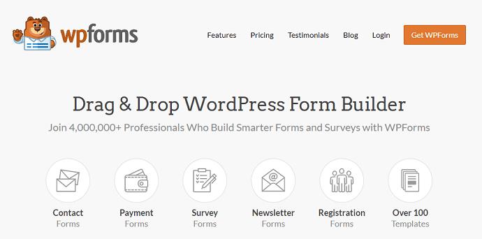 What is WPForms Plugin