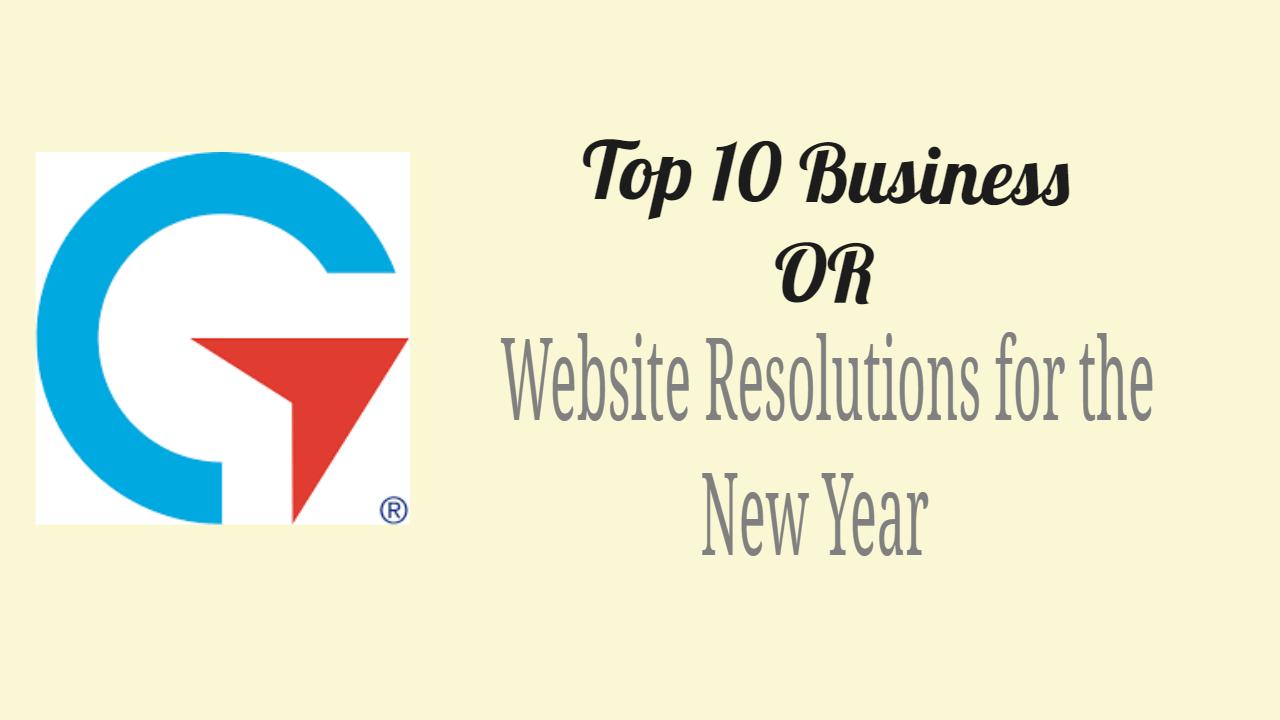 Website Resolution