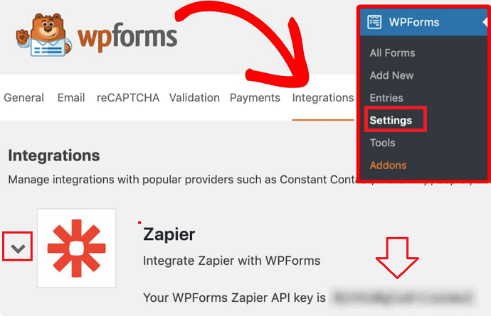 How to Connect Zapier and WPForms to Automate your Work