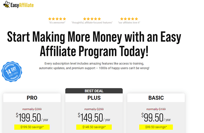 Step 2 Purchase and Install the EasyAffiliate Plugin