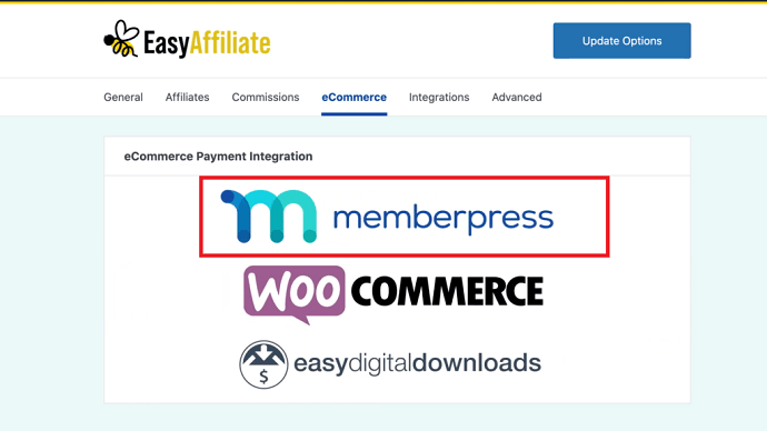 What is MemberPress EasyAffiliate Integration