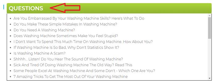 tweak your biz title generator - question based headlines