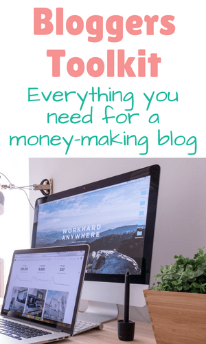 Everything you need to run a money-making blog