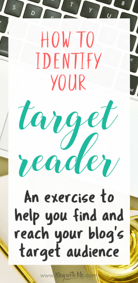 How to find your blog's target audience. An exercise in finding your target reader's profile for your blog niche, including where to find them discussing their pain points. This is essential for helping you to write relevant blog posts that will be shared and convert to sales.