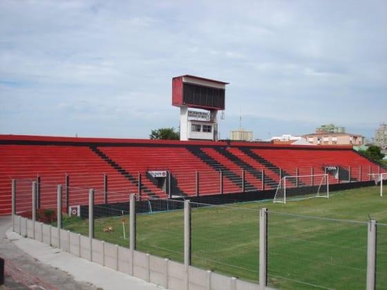 Estádio Bento Freitas.