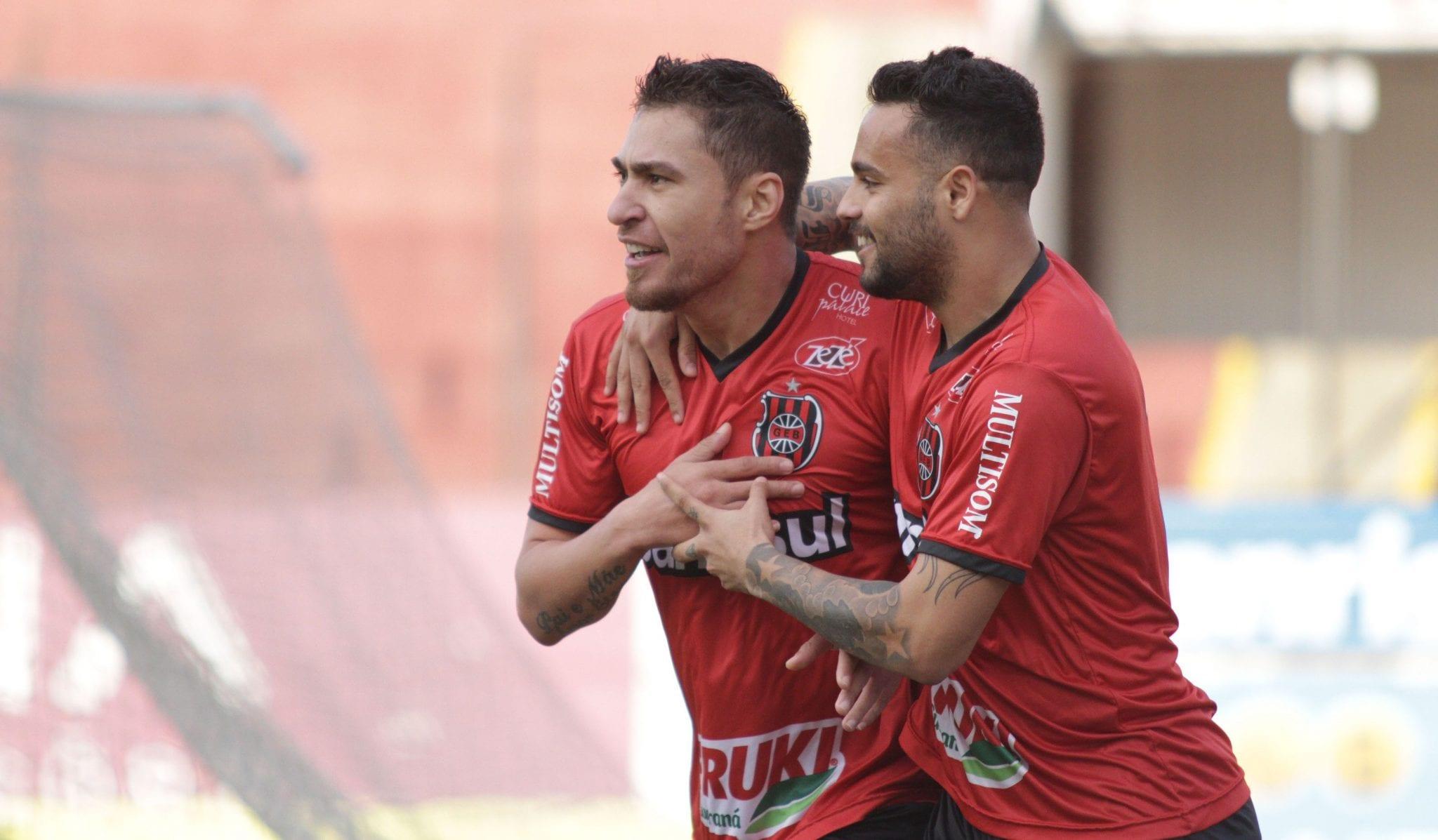 Brasil atropela o Joinville em Caxias do Sul