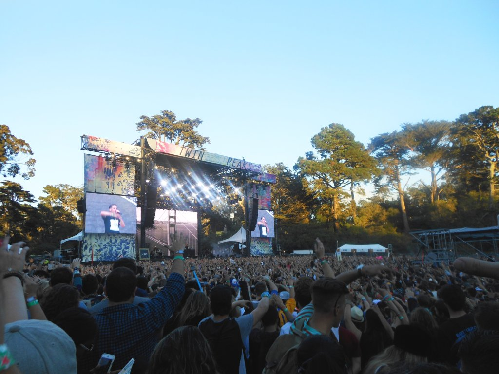 Outside Lands Day 2