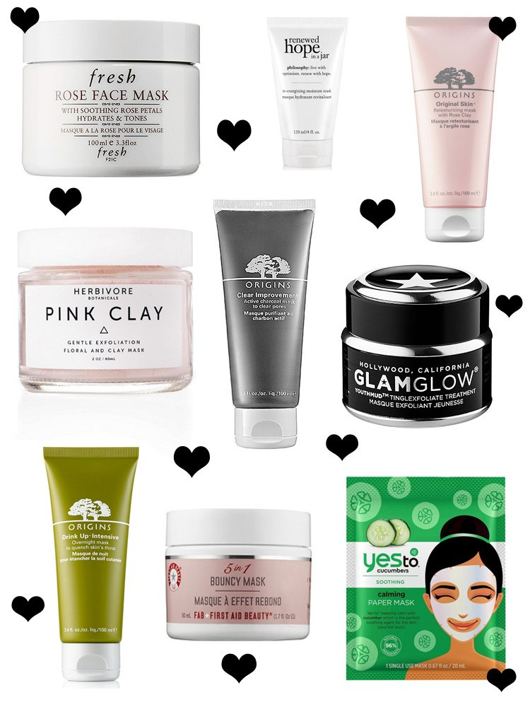 Face Masks for Every Occassion