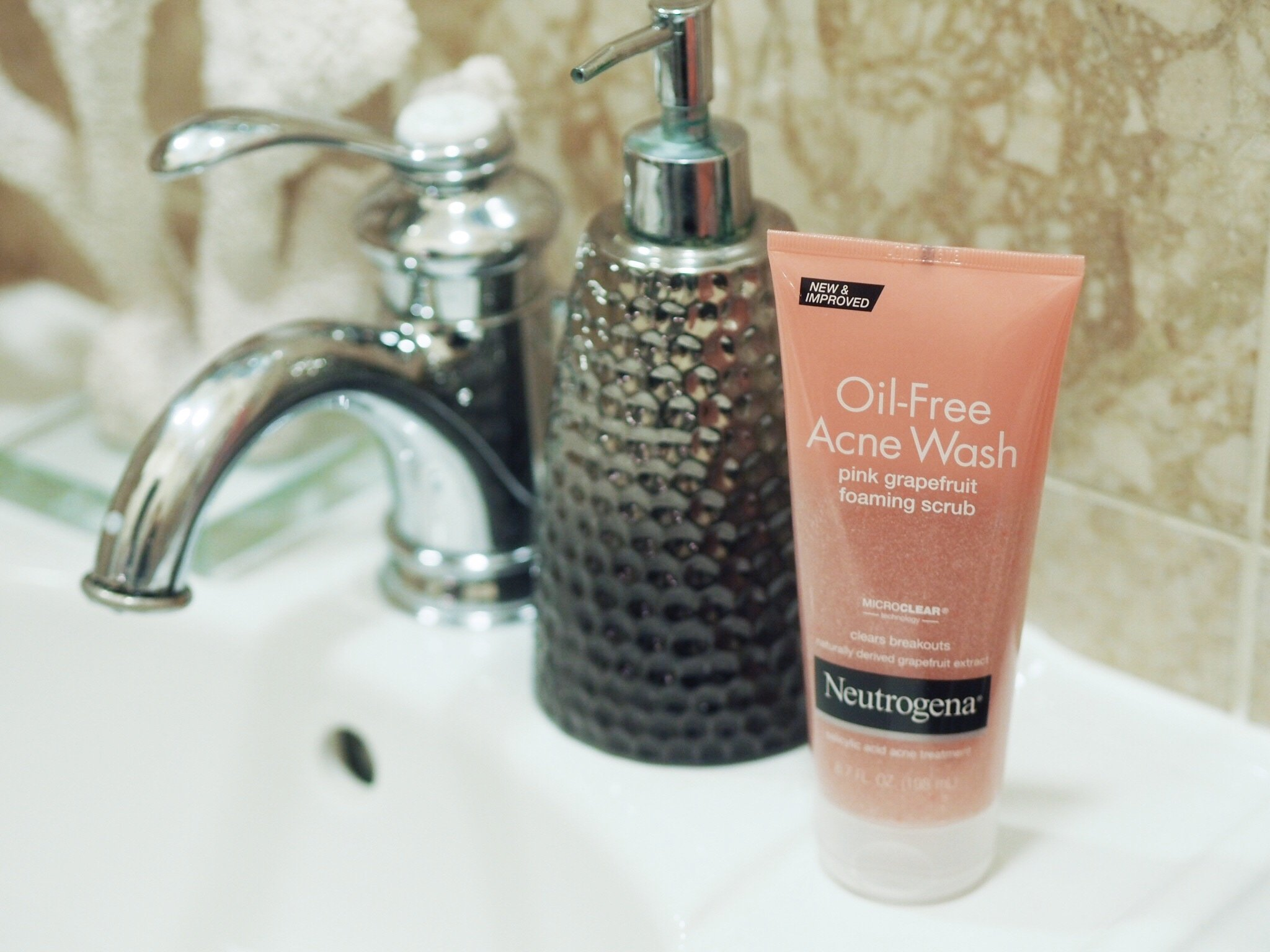 My summer skincare routine with Neutrogena! #ad